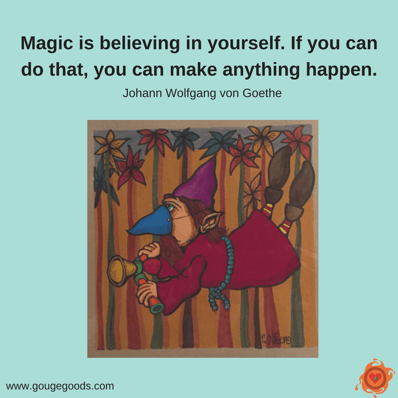 What are your magical powers?
