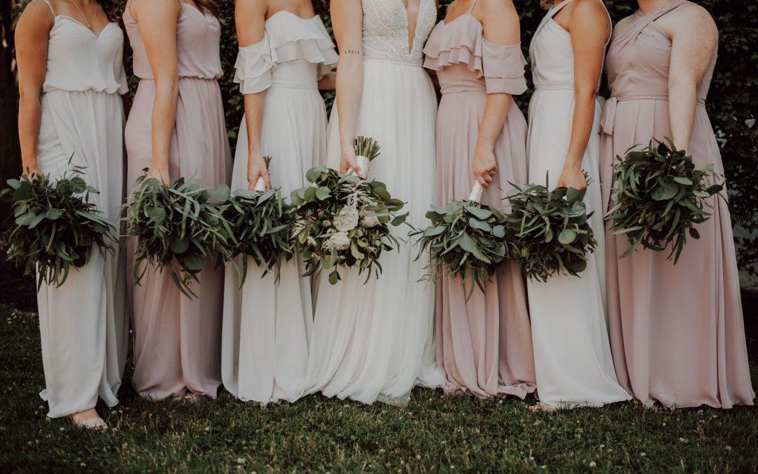 How Blueprints are Like Bridesmaids Dresses
